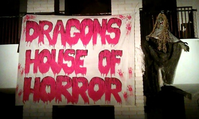 Dragon's House of Horror - Rio Rancho: $15 for a Haunted House Tour for Two at Dragon's House of Horror (Up to $30 Value)