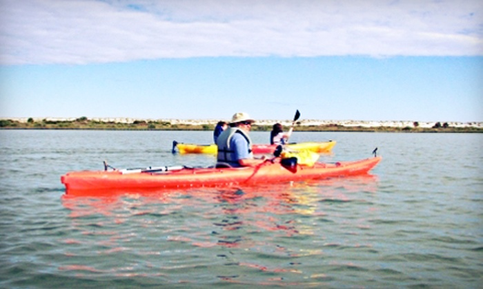 St Augustine Kayak Company - Lighthouse Park: Private Lesson and Three-Hour Guided Tour for One or Two at St. Augustine Kayak Company (Up to 60% Off)