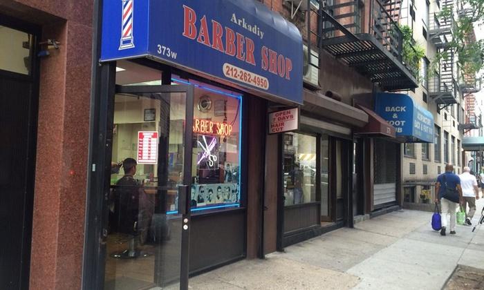 Arkadiy Barbershop - Clinton: Up to 52% Off Men's Haircut at Arkadiy Barbershop