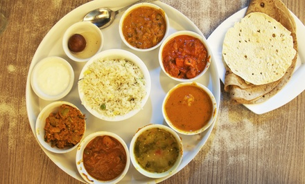 Indian and Nepali Food at Nepal House (40% Off). Two Options Available.
