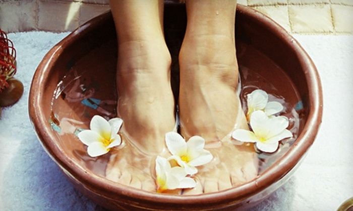 East Sac MedSpa - Sacramento: One or Three 30-Minute Foot Detoxes at East Sac MedSpa (Up to 67% Off)