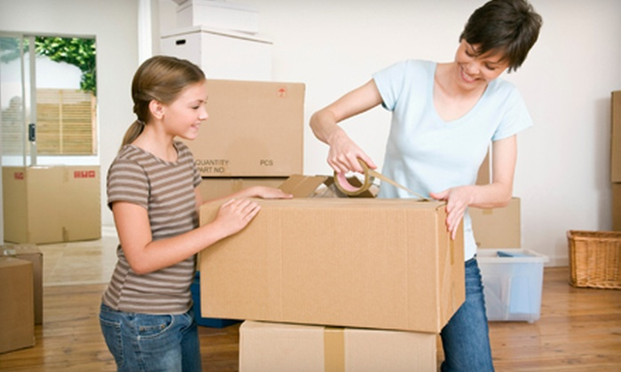 You Move Me - Madison: Two, Four, or Six Hours of Moving Services from You Move Me (51% Off)