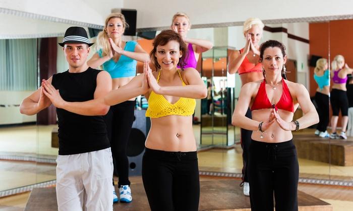 Zu Cru Fitness - Multiple Locations: 5, 10, or 20Zumba Classes at Zu Cru Fitness (Up to 66% Off)