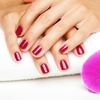 Up to 56% Off Mani-Pedi or Shellac Manicures