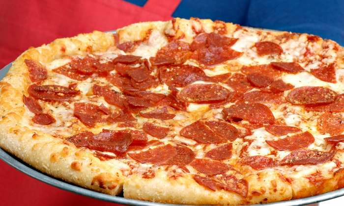The Gourmet Pizza Shoppe - Downtown Redlands: $18 for $25 Worth of Pizzeria Cuisine at The Gourmet Pizza Shoppe