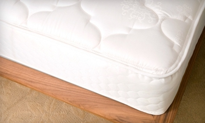 Mattress Warehouse: Twin-, Full-, Queen-, or King-Sized Serta Mattress Set with Delivery from Mattress Warehouse (Up to 67% Off)