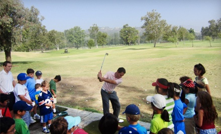 Fore Kids Golf Academy at Brookside Golf Club - Fore Kids Golf Academy at Brookside Golf Club in Pasadena