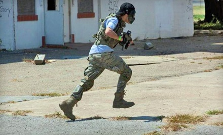All-Day Admission for One Person (up to a $25 value) - Fast Action Airsoft in Fort Worth