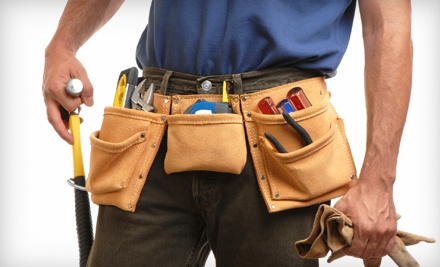 Two Hours of Handyman Services ($250 value) - S&B Remodeling & Construction in
