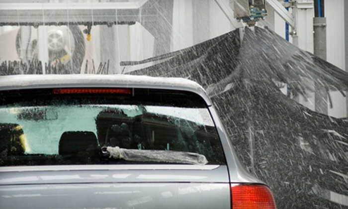 Special Car Wash - Bayview Village: One, Three, or Five VIP Exterior Car Washes at Special Car Wash