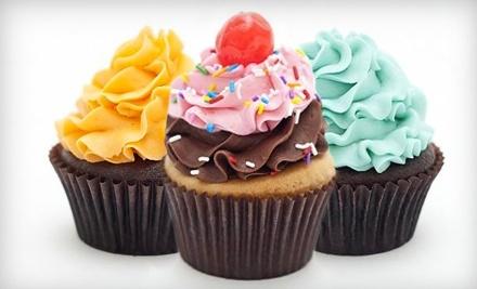 Pink Sugar Cupcakery: $15 Groupon Towards Dessert - Pink Sugar Cupcakery in Victoria