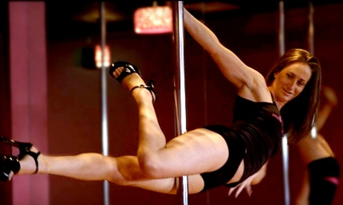 Mile High Pole Club - Parker: $10 for Two Classes at Mile High Pole Club in Parker ($24 Value)