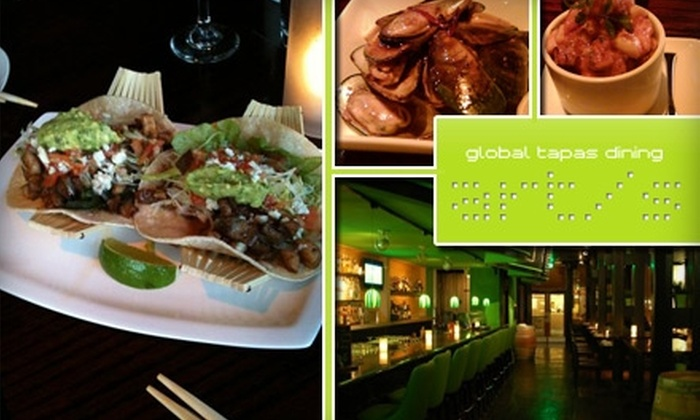 Art's Tapas + Sushi Lounge - Cow Hollow: $15 for $35 Worth of Sushi and Small Plates at Art's Tapas + Sushi Lounge