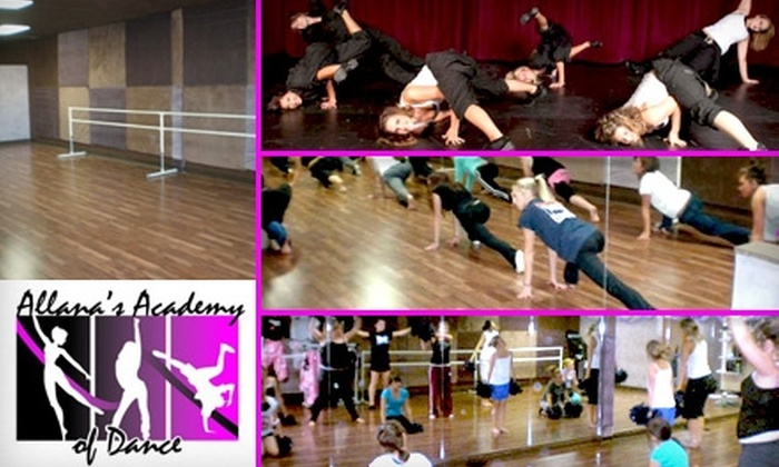 Allana's Academy of Dance - Littleton: $25 for a 10-Class Punch Card at Allana's Academy of Dance, Plus 25% Off First-Month Enrollment