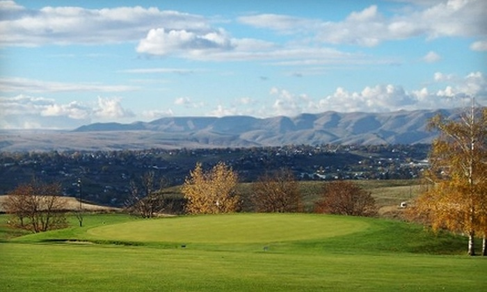 Bryden Canyon Golf Course - Lewiston: $20 for 18 Holes of Golf, Including Cart Rental, at Bryden Canyon Golf Course in Lewiston