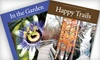 "Arkansas Democrat-Gazette Bookstore - Little Rock: $16 for Two Books, ""In the Garden"" and ""Happy Trails,"" from the Arkansas Democrat-Gazette Bookstore ($40.25 Value)"