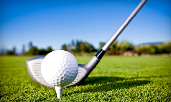Deer Lake Golf Course - Springfield: $138 for Three Months of Unlimited Golf and Fitness-Center Access at Deer Lakes Golf Course ($277 Value)