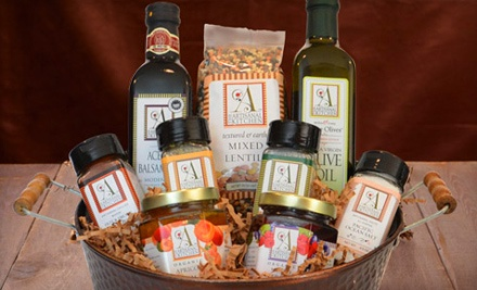 Olive-Oil and Balsamic-Vinegar Package (a $38 value) - The Artisanal Kitchen in