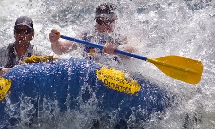 Mountain River Outfitters - Riggins: $89 for a Full-Day Whitewater Rafting Trip for Two from Mountain River Outfitters ($178 Value)