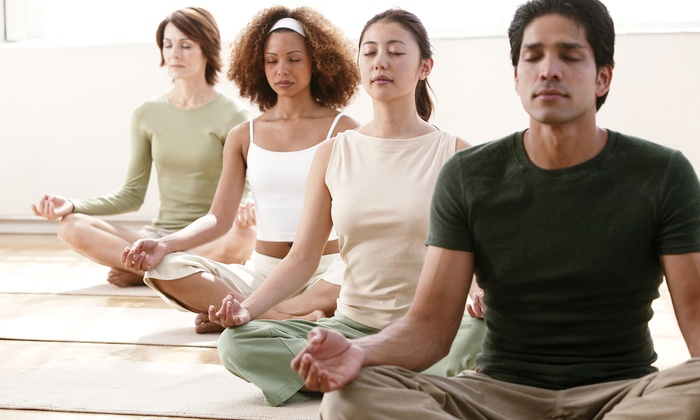 Yoga Dojo - Pacific: $39 for One Month of Unlimited Yoga Classes at Yoga Dojo ($95 Value)