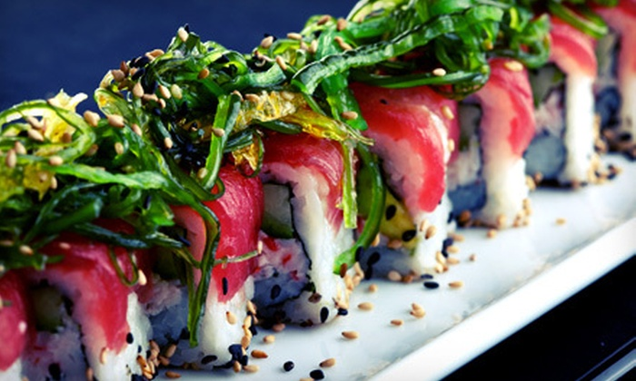 Sushi & Thai - Swansea: $15 for $30 Worth of Asian Cuisine and Drinks at Sushi & Thai