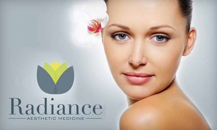 Radiance Aesthetic Medicine - Queenswood Heights: $125 for 25 Units of Botox at Radiance Aesthetic Medicine ($250 Value)