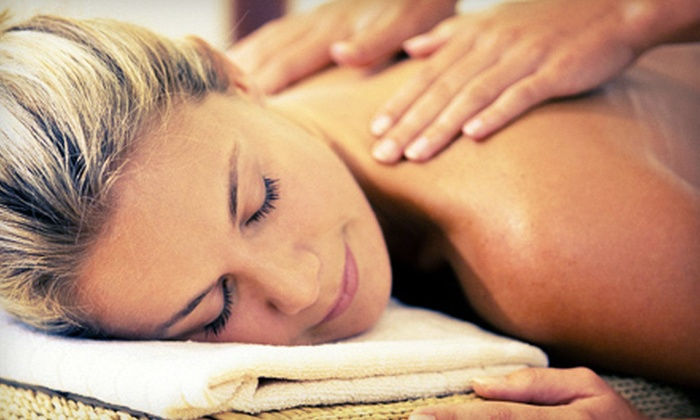 Posare Salons - Multiple Locations: 50-Minute Massage With or Without 50-Minute Facial at Posare Salons (Up to 57% Off)