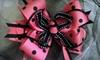 Aniliesa Bows: $20, $30, or $50 Worth of Hair Bows from Aniliesa Bows
