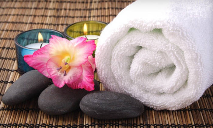 Rejuvenation Spa and Wellness Center - Pacific: $45 for a Spa Package with Mani-Pedi and Deep-Tissue Massage at Rejuvenation Spa and Wellness Center ($127.50 Value)