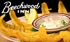 Beechwood Inn Restaurant & Catering - Holland: $10 for $20 Worth of Classic Pub Fare and Drinks at Beechwood Inn Restaurant and Coyote Cafe Bar & Grill (or $10 for $25 if Redeemed Monday through Thursday)