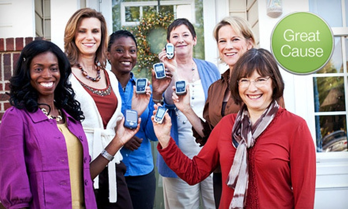 DiabetesSisters - Raleigh / Durham: $10 Donation to Diabetes Support Group