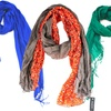 Lightweight Spring Oblong and Infinity Scarves