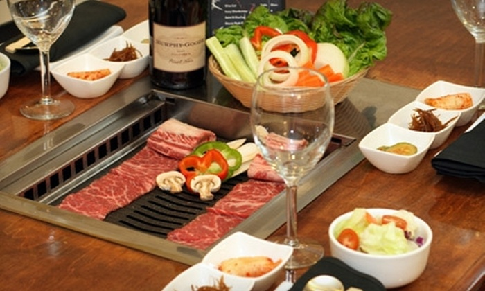 Seoul Korean Grill - Glendale: $15 for $30 Worth of Contemporary Korean Fare and Drinks at Seoul Korean Grill in Glendale