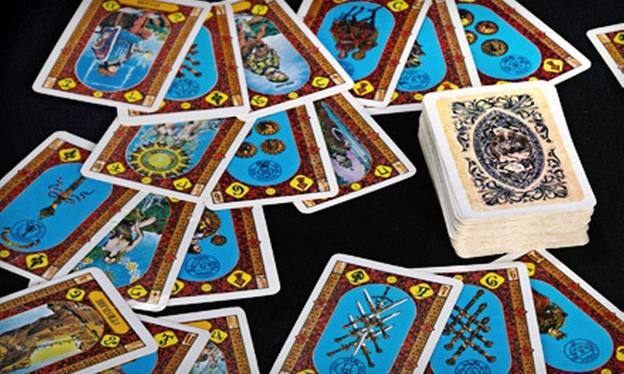 Los Angeles Psychic Advisor & Love Expert Priscilla - Beverlywood: $25 for Tarot-Card and Palm Reading from Los Angeles Psychic Advisor & Love Expert Priscilla ($80 Value)