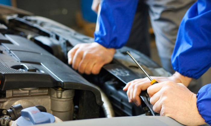 Virginia Auto Service - Phoenix: $49 for a Complete Car-Care Package at Virginia Auto Service ($379.65 Value)