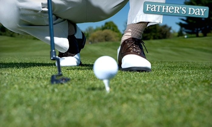 Twin Brook Golf Academy - Tinton Falls: $79 for a Private Golf Lesson, a Round of Golf, and Rang Balls at Twin Brook Golf Academy in Tinton Falls ($176 Value)