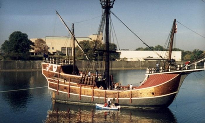 Santa Maria Ship and Museum - Downtown Columbus: $10 for Six Admissions to the Santa Maria Ship and Museum