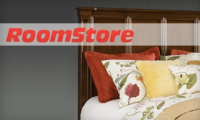 RoomStore Furniture - Multiple Locations: $95 for $200 Worth of Furnishings at RoomStore Furniture