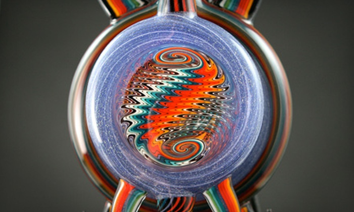 Revere Glass School - Northwest Berkeley: $99 for Four-Hour Introduction to Glassblowing 1, 2, or 3 Class at Revere Glass School in Berkeley ($220 Value)