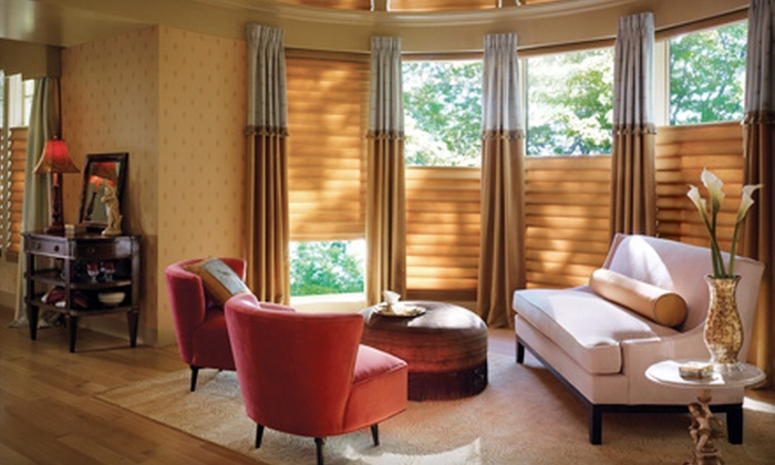 Metropolitan Window Fashions - Multiple Locations: $50 for $150 Toward Draperies, Shades, Blinds, Bedding, or Reupholstery from Metropolitan Window Fashions
