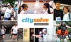 CitySolve - University Place: $60 Entry for Two to CitySolve Urban Race ($100 Value)