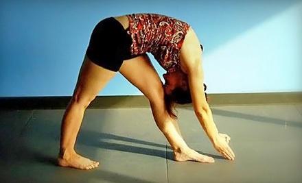 5 Drop-In Bikram Yoga Classes (a $90 value) - Hot Yoga Bikram Tysons in McLean