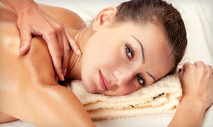 Voilà La Familia - Mission: 60- or 90-Minute Massage for One or Two at Voilà La Familia (Up to 58% Off)