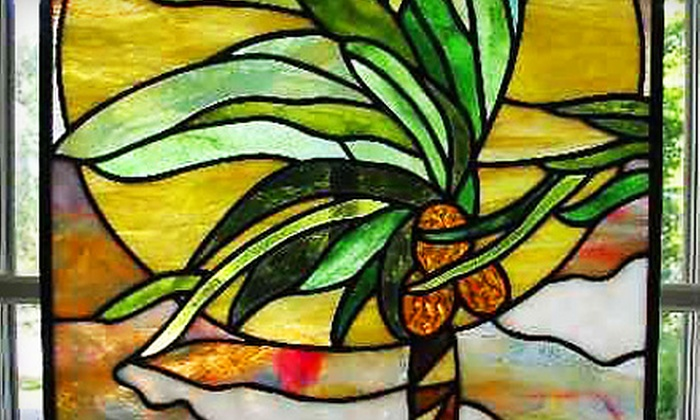 The Stained Glass Studio of Clearwater - Clearwater: $40 for a Six-Week Stained-Glass or Fused-Glass Course at the Stained Glass Studio of Clearwater ($95 Value)