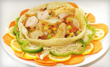 $25 Groupon for Dinner Fare - Peking Duck House in Orange