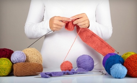 $30 Groupon to Yarn Shop and More - Yarn Shop and More in Overland Park