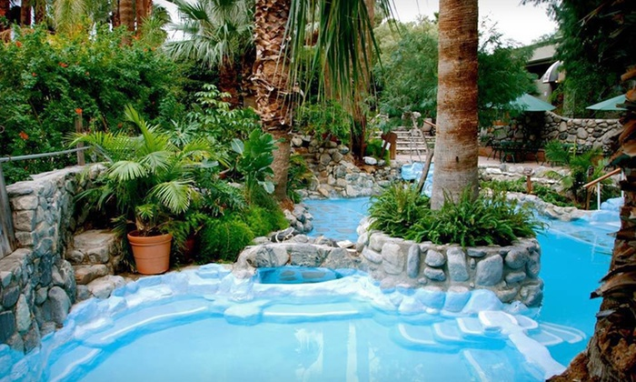 Two Bunch Palms Resort & Spa - Greater Palm Springs, CA: One-Night Stay for Two with Breakfast and Spa Credit at Two Bunch Palms Resort & Spa in Desert Hot Springs, CA