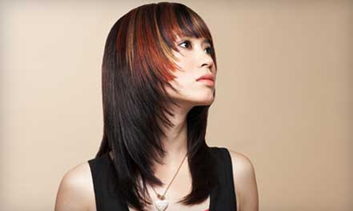 Fantastic Sams - Multiple Locations: Moroccanoil Hair Treatment, Cut, or Color at Fantastic Sams.