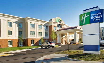 Groupon Deal: Stay at Holiday Inn Express and Suites Alexandria in Alexandria, VA, with Dates into February