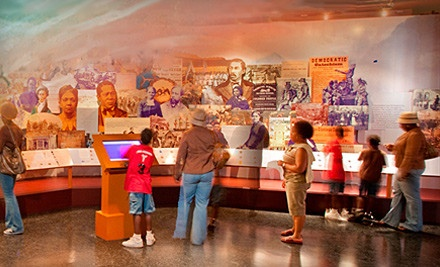 Admission for 2 People - African American Museum in Philadelphia in Philadelphia